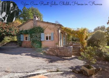 Rent Julia Childs House in France