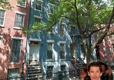 Ethan Hawke's Manhattan Townhouse for sale